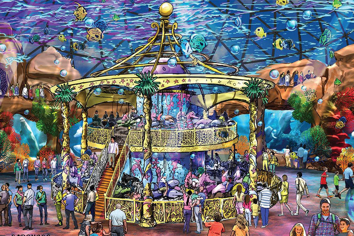 Carousel Rendering