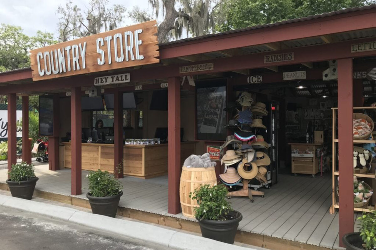 Themed Retail
