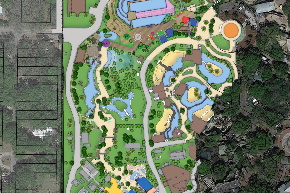 Phase 2 Masterplan Area
