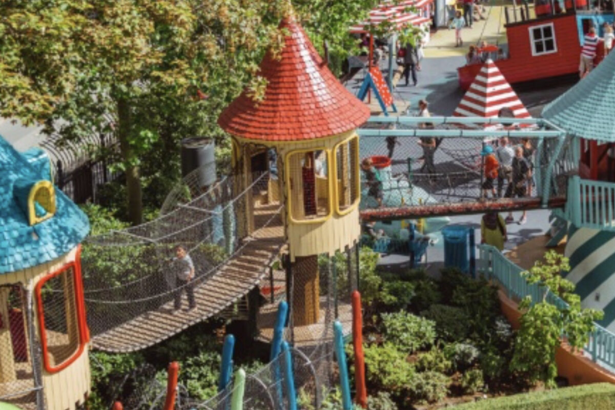 Rasmus Overhead view of Play Area