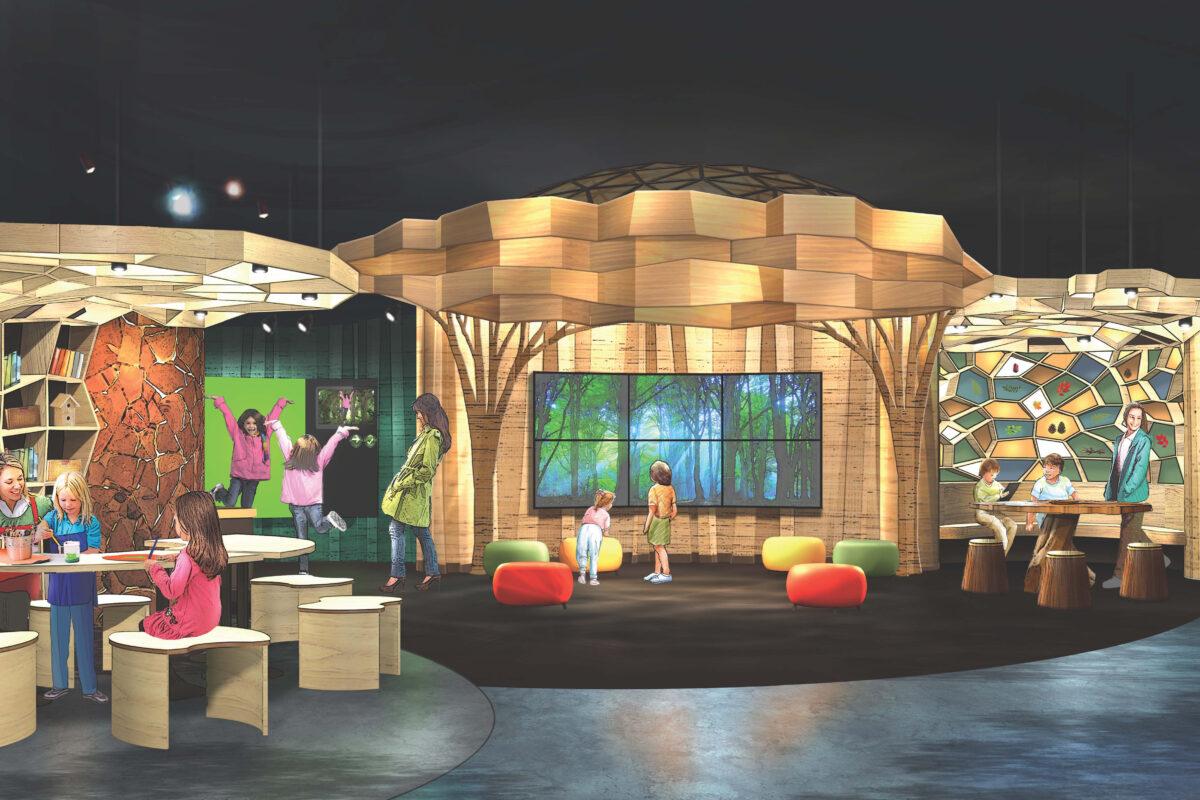 Rendering: Garden Theater
